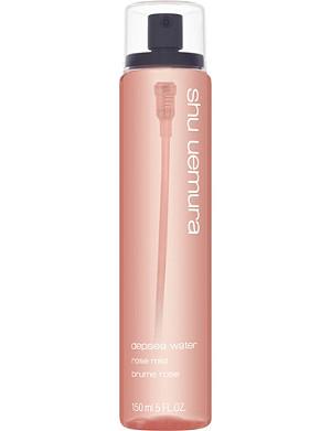 SHU UEMURA Depsea Water rose facial mist 150ml