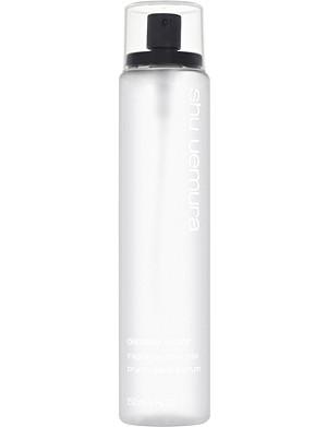 SHU UEMURA Depsea water facial mist - fragrance free 150ml