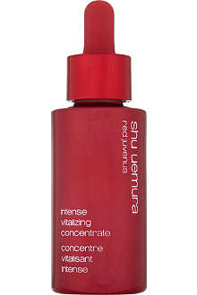SHU UEMURA Red:juvenus intense vitalising concentrate 30ml