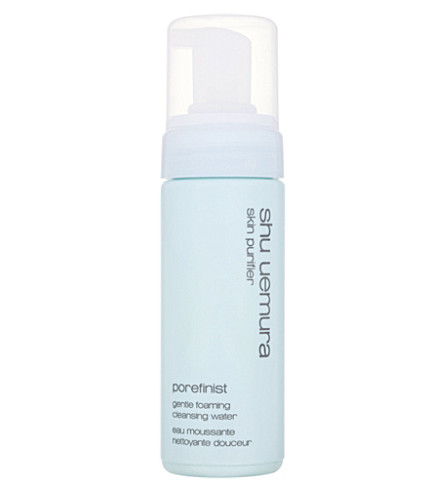 SHU UEMURA Porefinist gentle foaming cleansing water 150ml