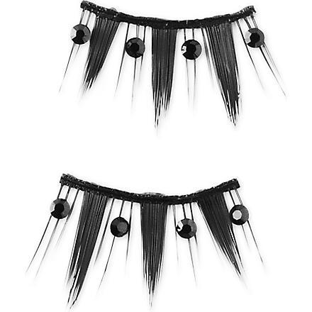 SHU UEMURA Mini crystal false lashes (Black