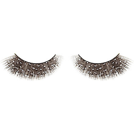 SHU UEMURA Brown feather false lashes (Brown