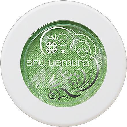 SHU UEMURA Bouncy eyeshadow (Green