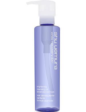 SHU UEMURA White Recovery brightening cleansing oil 150ml