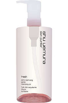 SHU UEMURA Fresh high performance balancing cleansing oil 450ml