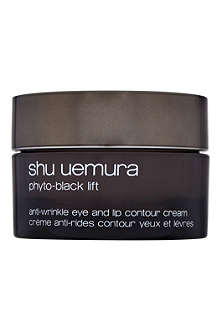 SHU UEMURA Phyto-black lift anti-wrinkle eye & lip contour cream 15ml