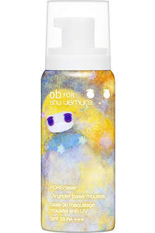 SHU UEMURA OB Collection UV Under Base Mousse SPF 30 PA+++ beige