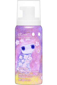 SHU UEMURA OB Collection UV under base mousse SPF 30 PA+++ pink