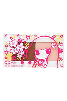 SHU UEMURA OB Collection duo compact case