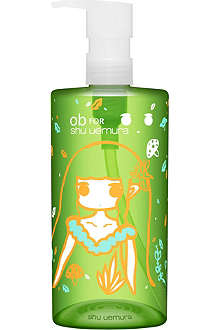SHU UEMURA OB Collection cleansing beauty oil a⁄o 450ml