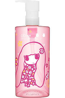 SHU UEMURA OB Collection Fresh Pore clarifying cleansing oil 450ml