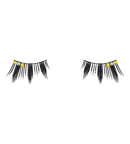 SHU UEMURA Eyeconic Collection Yellow quartz false lashes