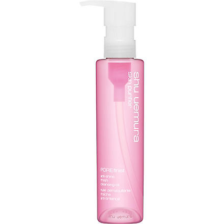 SHU UEMURA Porefinist anti-shine fresh cleansing oil 150ml