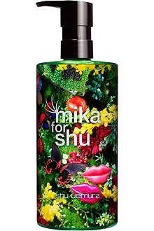 SHU UEMURA Anti/oxi cleansing oil: Mika Ninagawa 450ml
