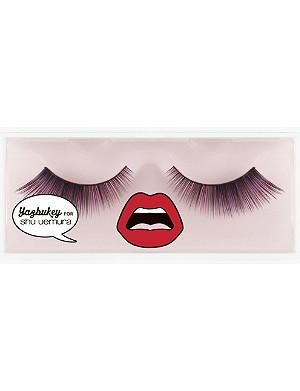 SHU UEMURA Yasbukey flip colour false eyelashes