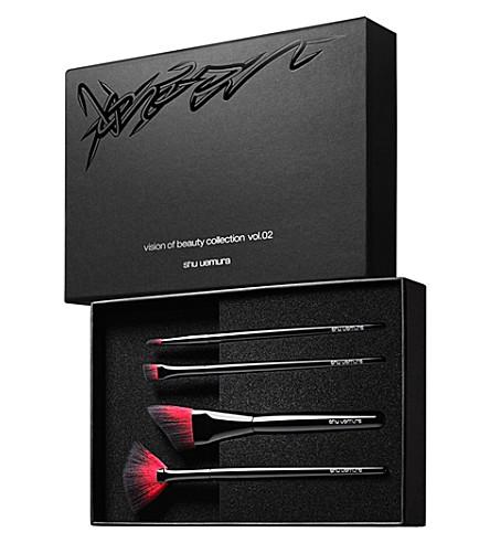 SHU UEMURA Vision of Beauty Brush Set