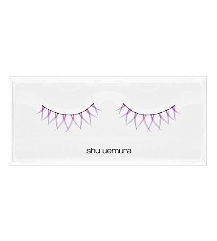 SHU UEMURA Cross-over false lashes