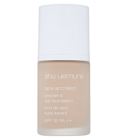 SHU UEMURA Face Architect smooth fit fluid foundation (364