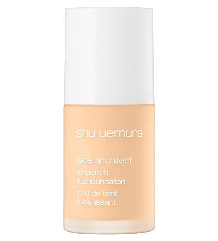 SHU UEMURA Face Architect smooth fit fluid foundation (365