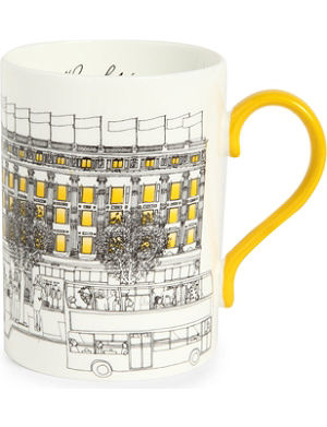 SELFRIDGES SELECTION Nesta Heritage mug