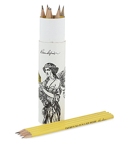 SELFRIDGES SELECTION Heritage pencil pot