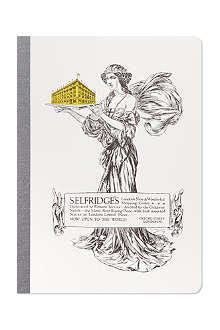 SELFRIDGES SELECTION Selfridges Woman notebook