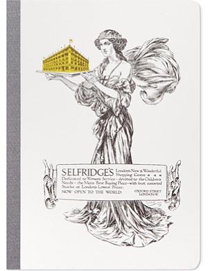 SELFRIDGES SELECTION Selfridges Woman notebook