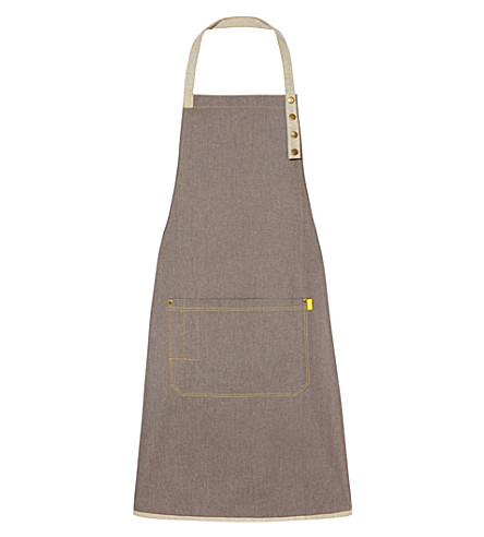MAKERS FOR SELFRIDGES Denim apron