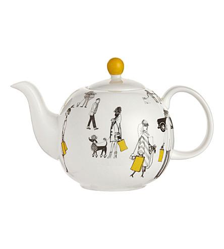 MAKERS FOR SELFRIDGES 查伦 · 马伦中腰国茶壶