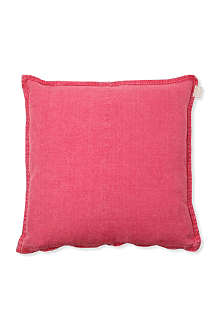 LINUM West linen cushion