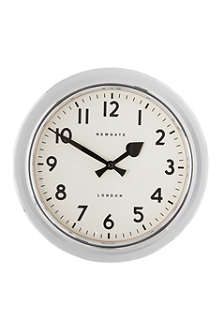 NEWGATE Small Barbican wall clock