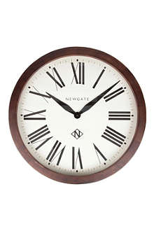 NEWGATE Billingsgate wall clock