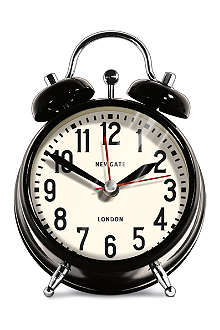 NEWGATE London small alarm clock