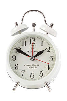 NEWGATE Small Covent Garden alarm clock