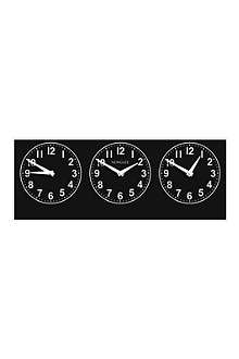 NEWGATE Politician's Travelling Chalkboard wall clock