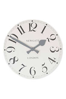 NEWGATE Court clock