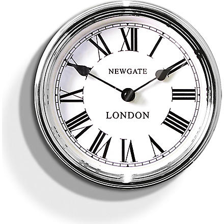 NEWGATE London World Time clock