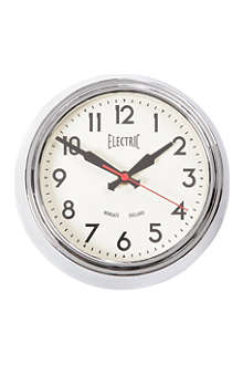 NEWGATE Small 50's Electric wall clock