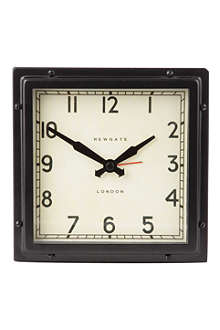 NEWGATE Mini Quad alarm clock