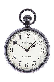 NEWGATE Regulator travel alarm clock