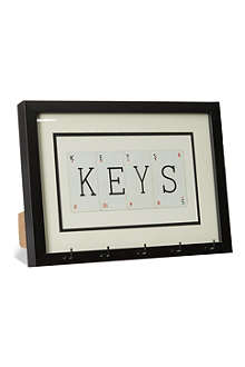 VINTAGE PLAYING CARDS Keys key hook