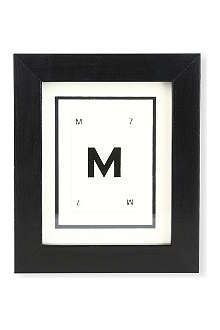 VINTAGE PLAYING CARDS Initial frame - M