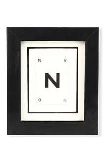 VINTAGE PLAYING CARDS Initial frame N