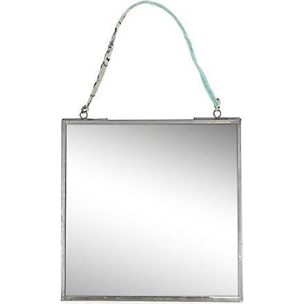 NKUKU Kiko antique mirror 20cm x 20cm