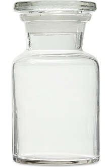 NKUKU Clear medicine bottle