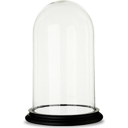 MISS ETOILE Large mirrored base dome