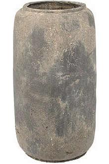 BROSTE Dain terracotta vase 45cm
