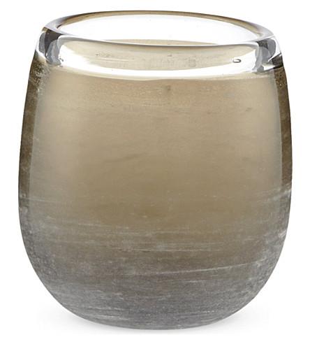 BROSTE Ella glass tealight holders