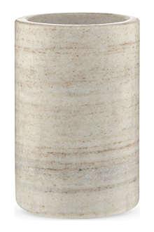 BROSTE Marble vases