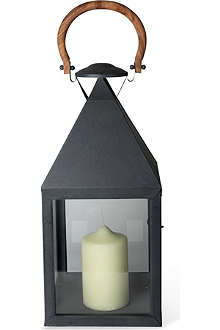 CULINARY CONCEPTS Venetian medium zinc lantern